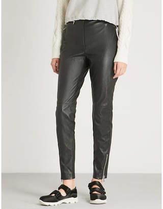 3.1 Phillip Lim Skinny leather leggings
