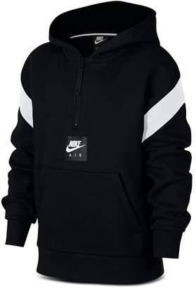 Nike Boys' Half-Zip Hoodie - Big Kid