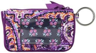 Vera Bradley Iconic Jen Zip ID Wallet
