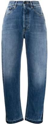 PT05 side panel denim jeans