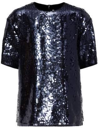 Victoria Beckham Victoria Sequinned top