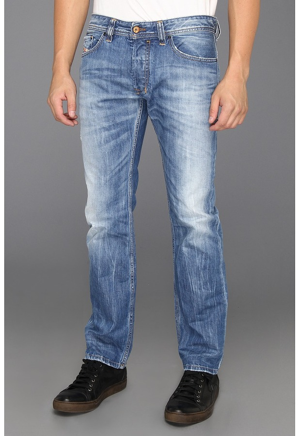 Diesel Safado Straight 816P (Denim) - Apparel
