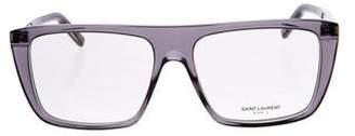 Saint Laurent SL155 Flat Eyeglasses