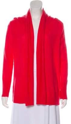 Tahari Open Front Knit Cardigan