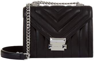 MICHAEL Michael Kors Small Whitney Quilted Leather Shoulder Bag
