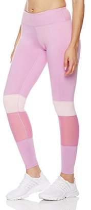 Mint Lilac Women's High Waist Training Leggings