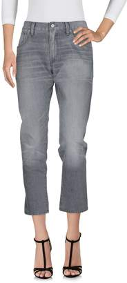 Citizens of Humanity Denim pants - Item 42684181ME