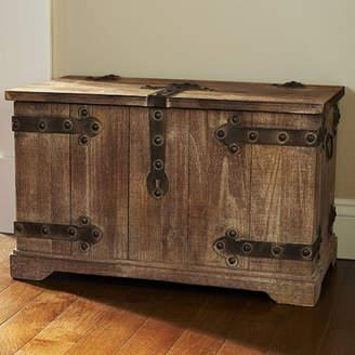 Household Essentials Victorian 2 Piece Storage Trunk Set