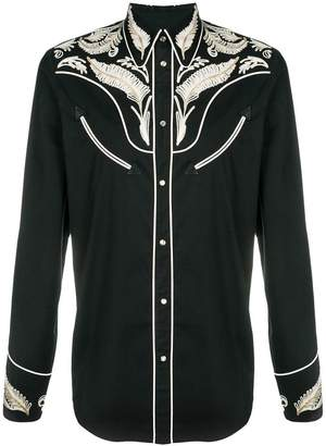 DSQUARED2 classic Cowboy shirt