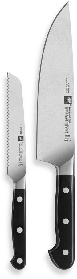 Zwilling Pro 2-Piece Cutlery Set
