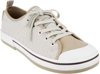 Keen Crochet Lace-Up Sneakers - Elsa II