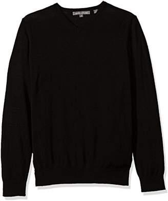 Slate & Stone Men's Charles Merino Wool V-Neck Sweater