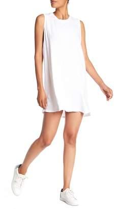 Allen Allen Mini Tank Dress