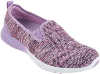Vionic Flat-knit Slip-On Shoes - Delaney