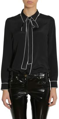 Moschino Shirt With Bow Detail