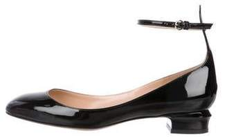 Valentino Tango Patent Leather Pumps