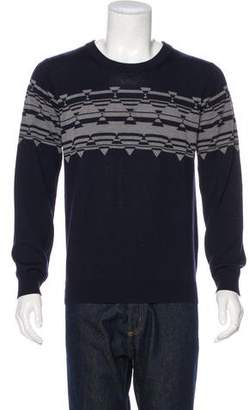 3.1 Phillip Lim Wool Patterned Sweater