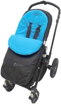 Graco For Your Little One Footmuff/Cosy Toes Compatible with Turquoise