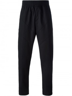Givenchy cropped tapered trousers $745 thestylecure.com