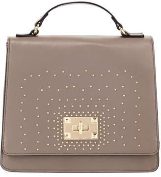 c1c14344d93e ... Neiman Marcus Bon Bon Studded Crossbody Bag