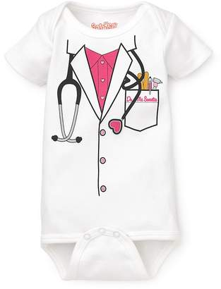 Bloomingdale's Sara Kety Girls' Doctor Bodysuit - Baby