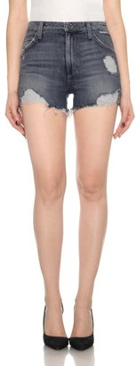Women's Joe's Collector's - Bella High Waist Cutoff Denim Shorts $40.20 thestylecure.com