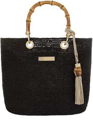 Heidi Klein Mini Savannah Bay Raffia Bag
