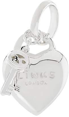 Links of London Heart Padlock Charm