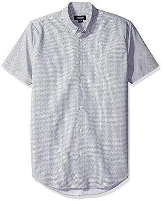 Zanerobe Men's Rise-8-bit 7ft Ss Shirt
