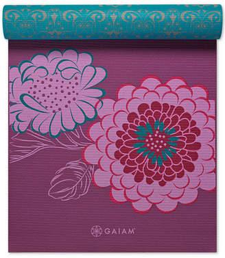 Gaiam KiKu Reversible 6mm Yoga Mat