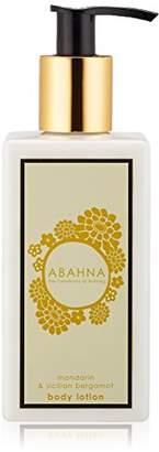 Abahna (アバーナ) - アバーナ ボディローション マンダリン&シチリアン ベルガモット 250ml