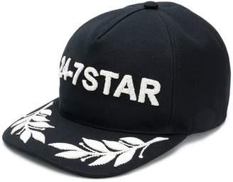 DSQUARED2 24-7 Star baseball cap