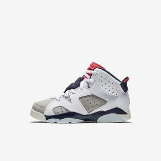 Jordan Air Retro 6 (10.5c-3y) Little Kids' Shoe