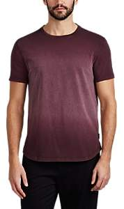 John Varvatos Men's Washed Cotton T-Shirt - Red