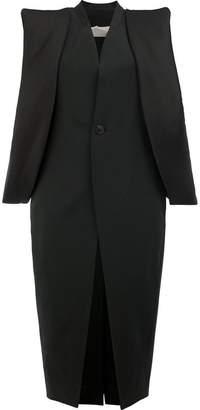 Rick Owens oversized armhole coat