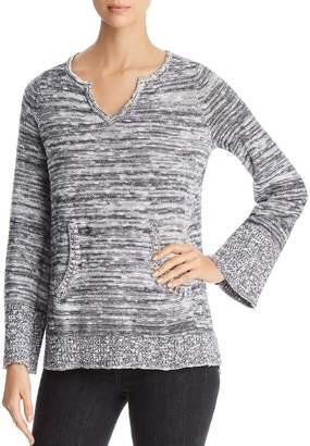 Heather B Marled Sweater