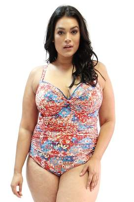 Moontide Persian Empire E Cup Cross Front One Piece