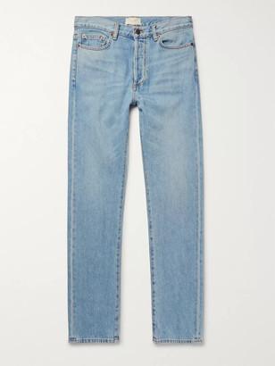 The Row Bryan Denim Jeans - Men - Blue