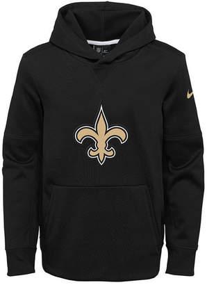 Nike New Orleans Saints Circuit Logo Hoodie, Big Boys (8-20)