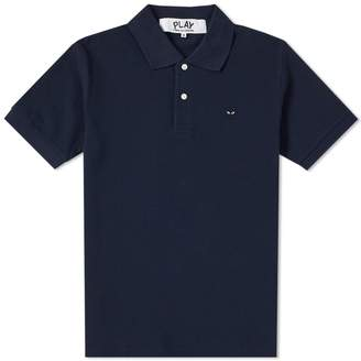 Comme des Garcons Little Black Heart Polo