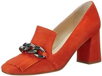 Paco Gil Women's P3084 Block Heels orange Size: