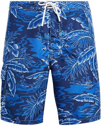 Ralph Lauren Kailua Tropical Swim Trunk