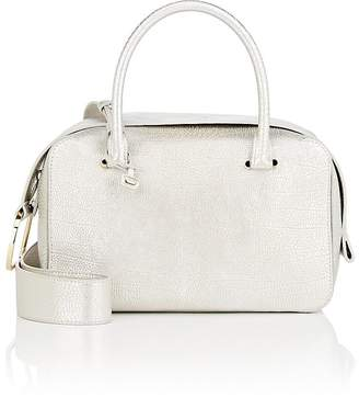 Delvaux Women's Cool Box Leather Satchel