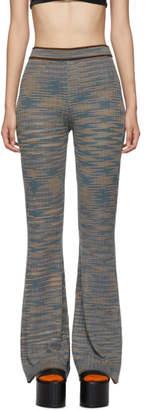 M Missoni Grey Lurex Marled Lounge Pants