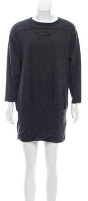 Etoile Isabel Marant Alpaca-Wool Sweater Dress