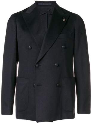 Tagliatore tailored button fastened jacket