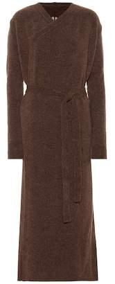Rick Owens Wool-blend cardigan