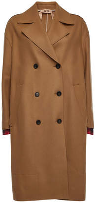 N°21 N21 Wool Coat with Cashmere