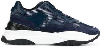 Tod's blue chunky sneaker