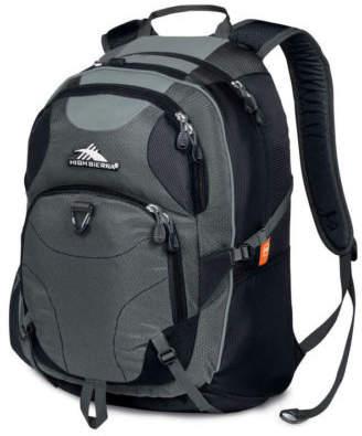 High Sierra NEW Neuro Laptop Backpack Charcoal